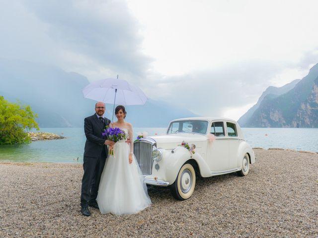 Le nozze di Jessica e Gianluca