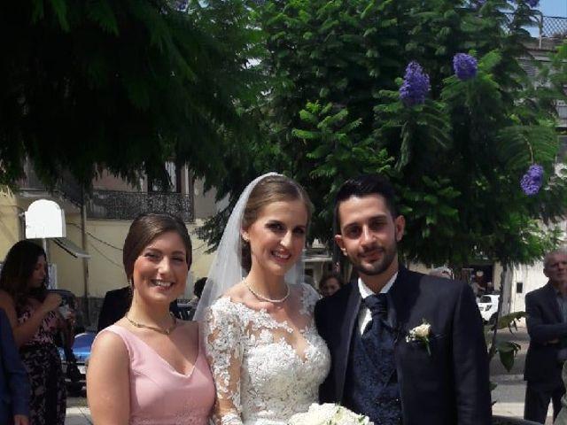 Il matrimonio di Vincenzo e Maria Rosaria a Scafati, Salerno 4