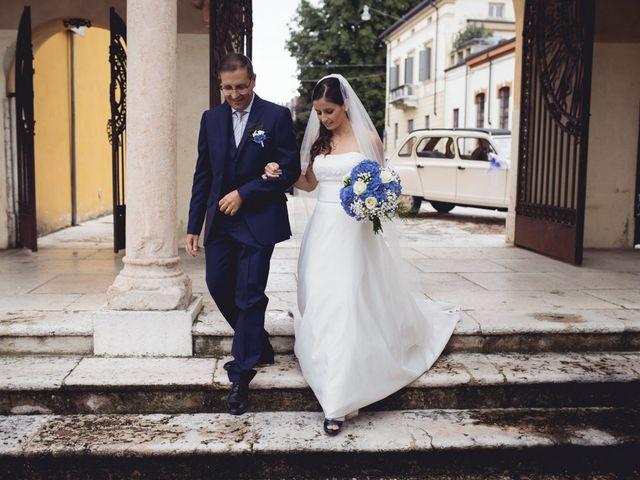 Il matrimonio di Fabio e Valentina a Verona, Verona 22