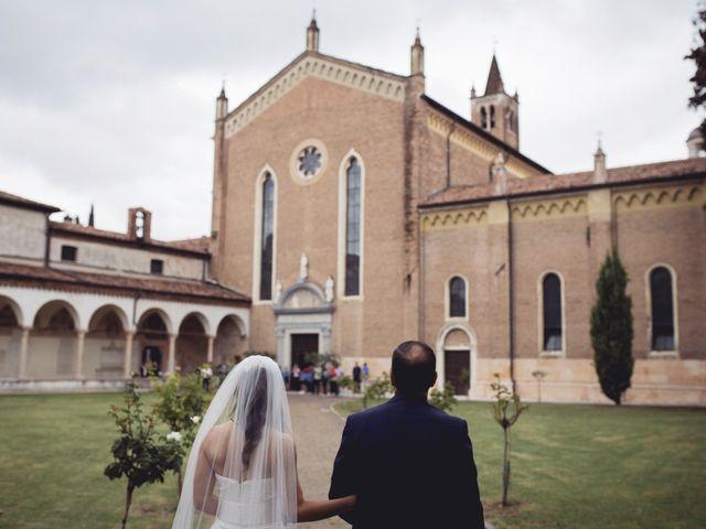 Il matrimonio di Fabio e Valentina a Verona, Verona 23