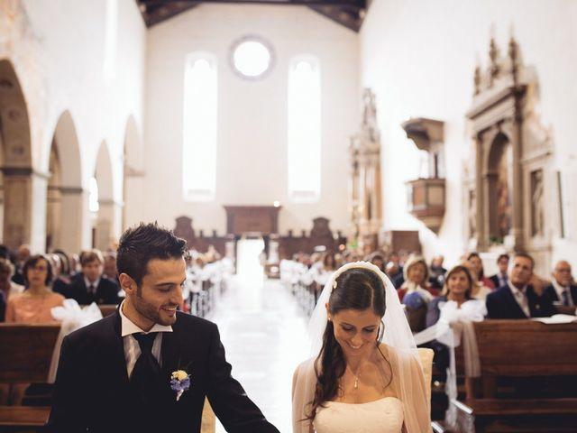 Il matrimonio di Fabio e Valentina a Verona, Verona 28