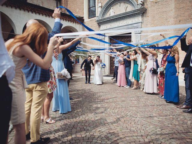 Il matrimonio di Fabio e Valentina a Verona, Verona 29