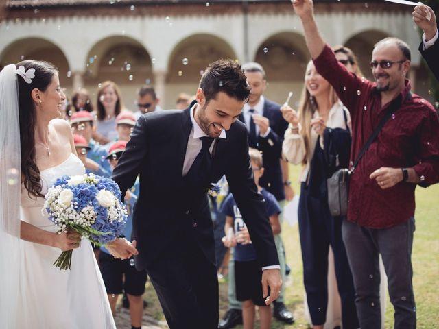 Il matrimonio di Fabio e Valentina a Verona, Verona 30