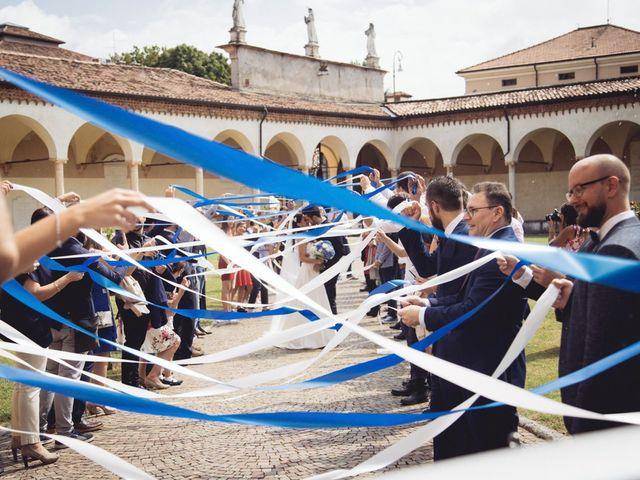 Il matrimonio di Fabio e Valentina a Verona, Verona 31