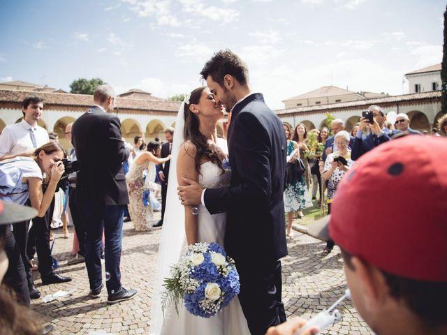 Il matrimonio di Fabio e Valentina a Verona, Verona 33