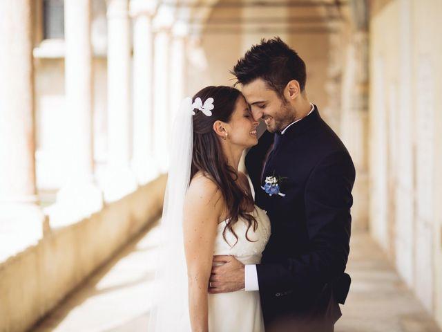 Il matrimonio di Fabio e Valentina a Verona, Verona 1
