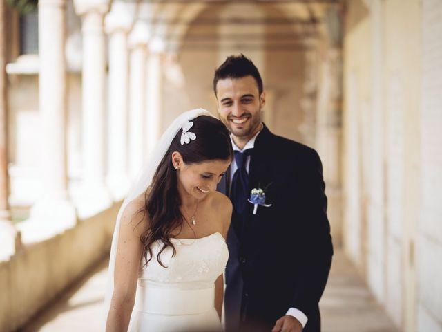 Il matrimonio di Fabio e Valentina a Verona, Verona 34