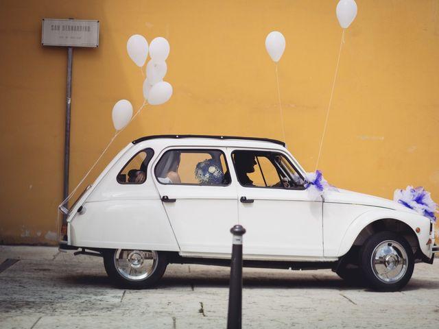 Il matrimonio di Fabio e Valentina a Verona, Verona 36