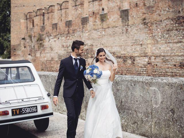 Il matrimonio di Fabio e Valentina a Verona, Verona 37