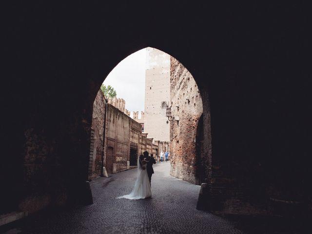 Il matrimonio di Fabio e Valentina a Verona, Verona 38