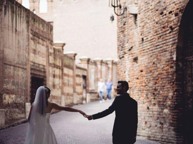 Il matrimonio di Fabio e Valentina a Verona, Verona 39