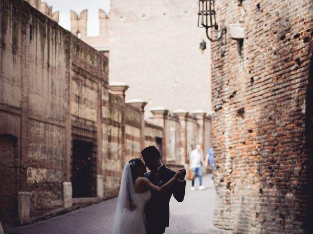 Il matrimonio di Fabio e Valentina a Verona, Verona 40