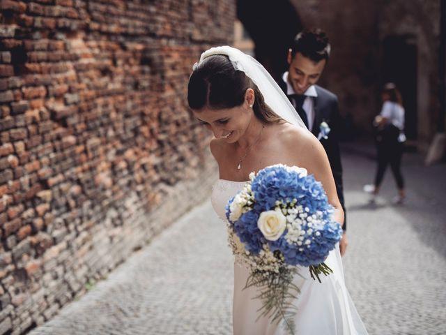 Il matrimonio di Fabio e Valentina a Verona, Verona 42