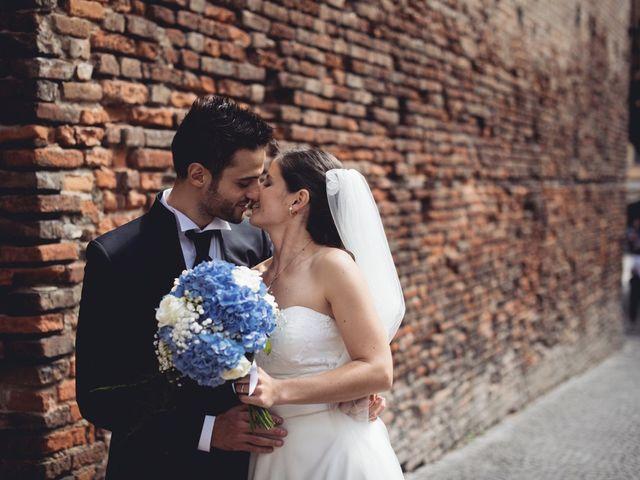 Il matrimonio di Fabio e Valentina a Verona, Verona 43