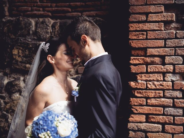 Il matrimonio di Fabio e Valentina a Verona, Verona 44
