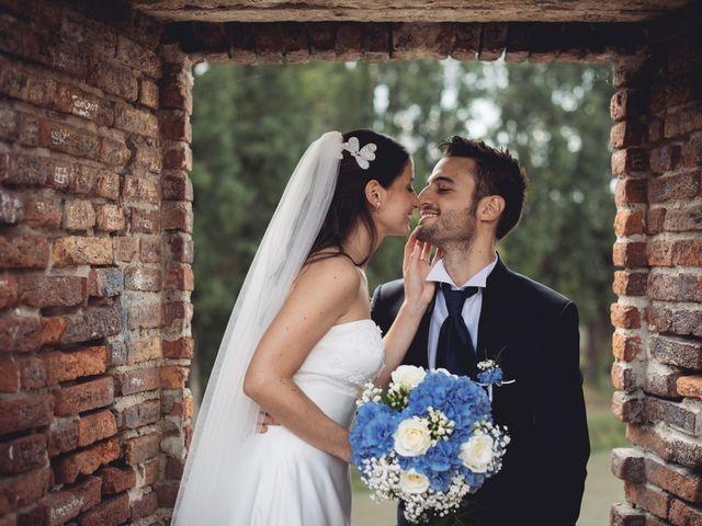 Il matrimonio di Fabio e Valentina a Verona, Verona 47
