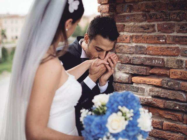 Il matrimonio di Fabio e Valentina a Verona, Verona 48