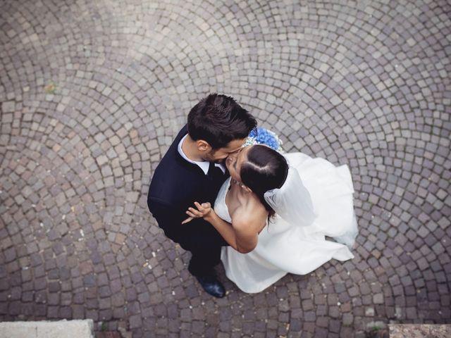 Il matrimonio di Fabio e Valentina a Verona, Verona 49