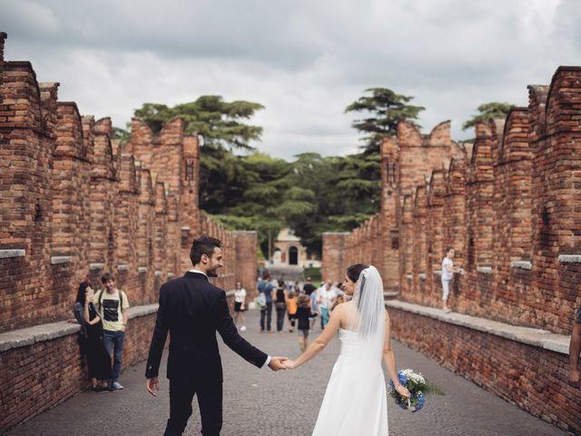 Il matrimonio di Fabio e Valentina a Verona, Verona 50