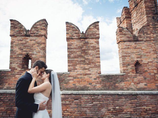 Il matrimonio di Fabio e Valentina a Verona, Verona 51