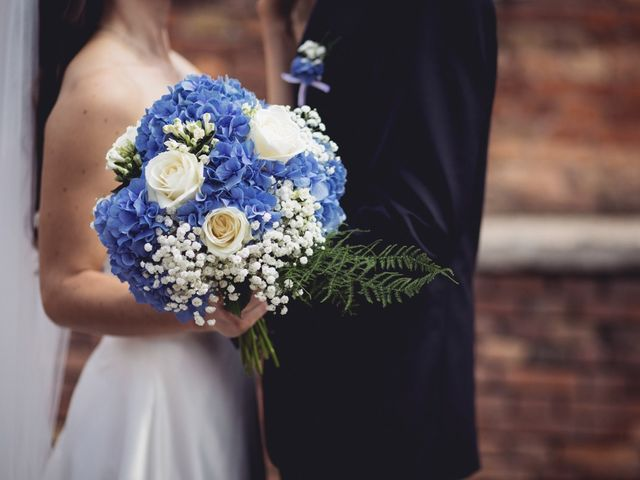 Il matrimonio di Fabio e Valentina a Verona, Verona 52