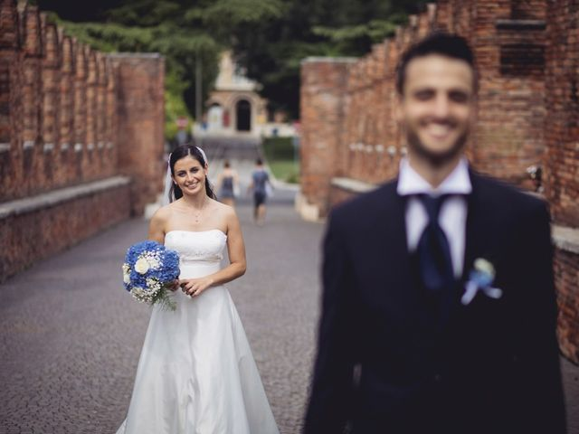 Il matrimonio di Fabio e Valentina a Verona, Verona 55