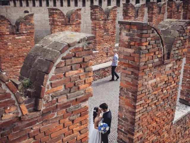 Il matrimonio di Fabio e Valentina a Verona, Verona 57