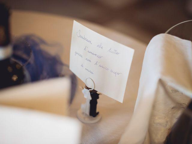 Il matrimonio di Fabio e Valentina a Verona, Verona 60