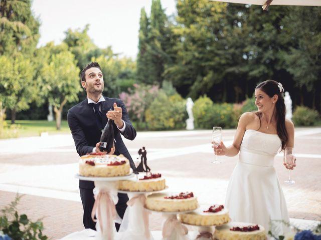 Il matrimonio di Fabio e Valentina a Verona, Verona 64
