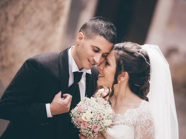 Le nozze di Miriam e Egidio