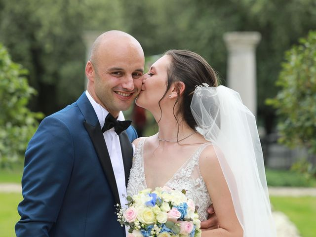 Le nozze di Erica e Emmanuel