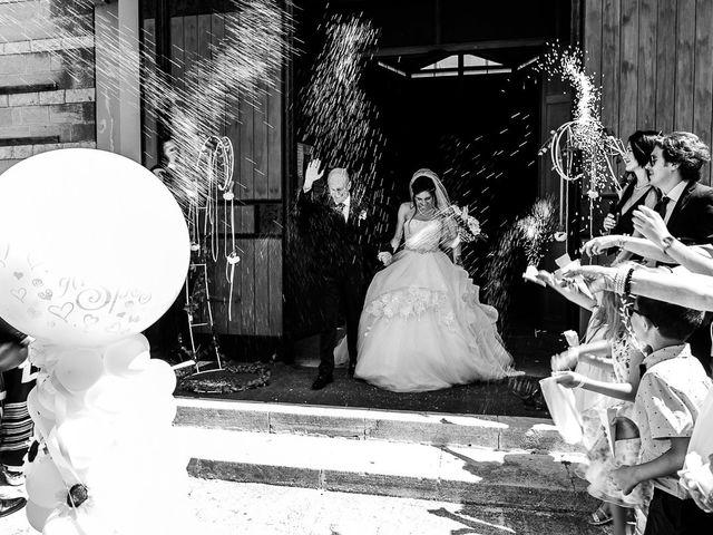 Il matrimonio di Stefano e Annachiara a Castro, Bergamo 1