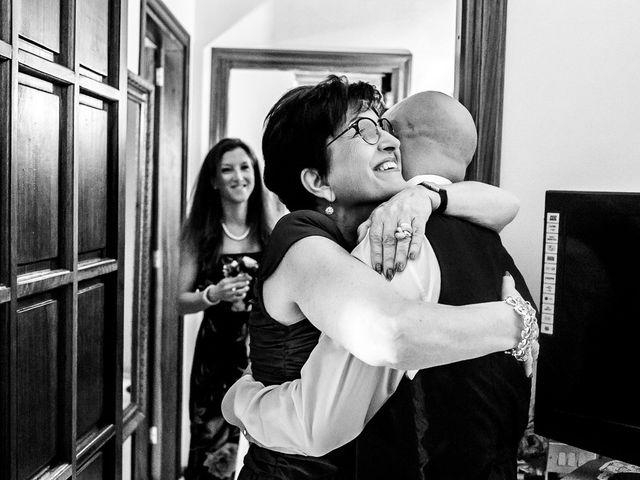 Il matrimonio di Stefano e Annachiara a Castro, Bergamo 19
