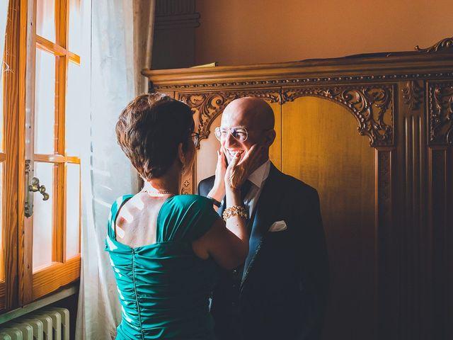 Il matrimonio di Stefano e Annachiara a Castro, Bergamo 22