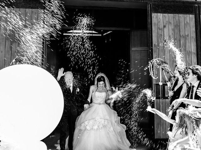 Il matrimonio di Stefano e Annachiara a Castro, Bergamo 36