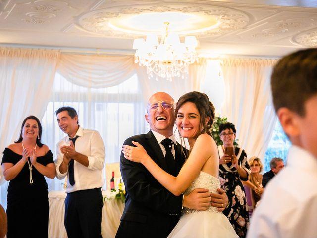 Il matrimonio di Stefano e Annachiara a Castro, Bergamo 39