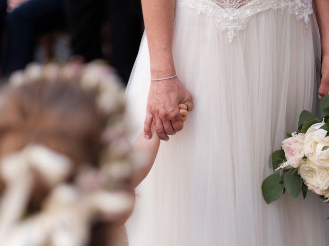 Il matrimonio di Massimiliano e Serena a Cerreto d'Esi, Ancona 35