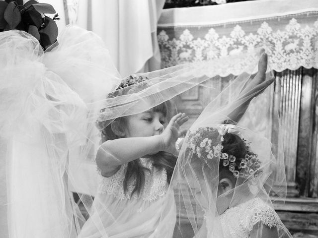 Il matrimonio di Massimiliano e Serena a Cerreto d'Esi, Ancona 37