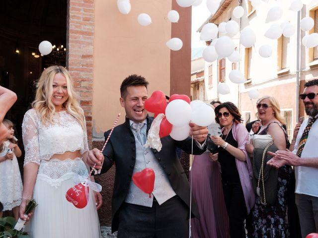 Il matrimonio di Massimiliano e Serena a Cerreto d'Esi, Ancona 39