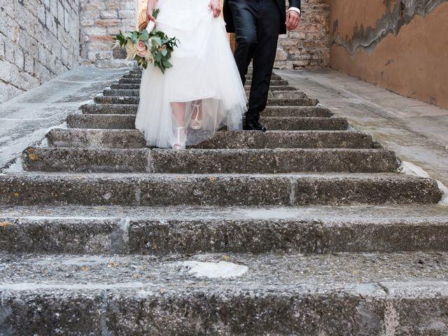 Il matrimonio di Massimiliano e Serena a Cerreto d'Esi, Ancona 42