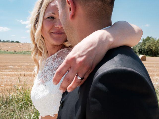 Il matrimonio di Massimiliano e Serena a Cerreto d'Esi, Ancona 47