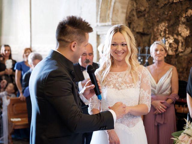 Il matrimonio di Massimiliano e Serena a Cerreto d'Esi, Ancona 36