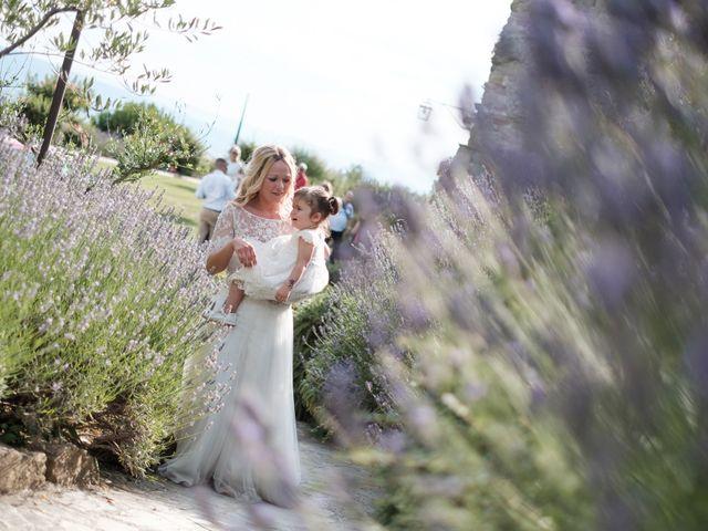 Il matrimonio di Massimiliano e Serena a Cerreto d'Esi, Ancona 59