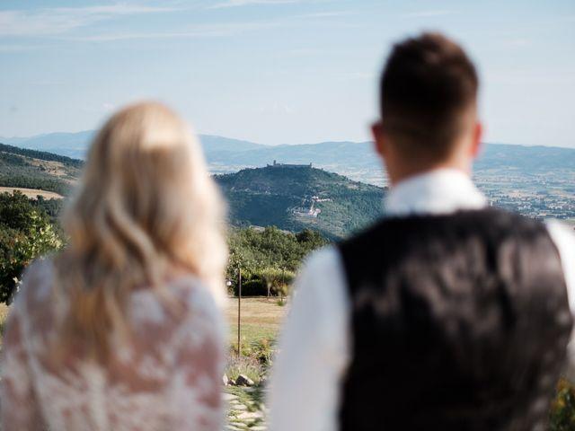 Il matrimonio di Massimiliano e Serena a Cerreto d'Esi, Ancona 52