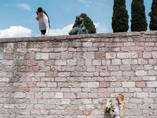 Il matrimonio di Massimiliano e Serena a Cerreto d'Esi, Ancona 58