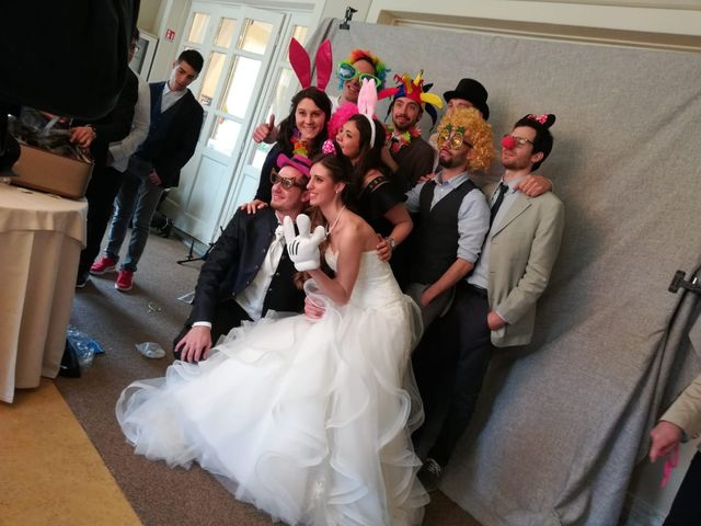Il matrimonio di Chiara e Riccardo a Erbusco, Brescia 5
