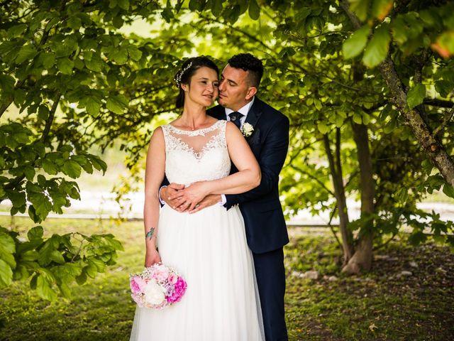 Il matrimonio di Alessio e Alexandra a Fortunago, Pavia 13