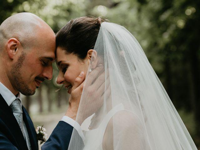 Le nozze di Paola e Jeremy