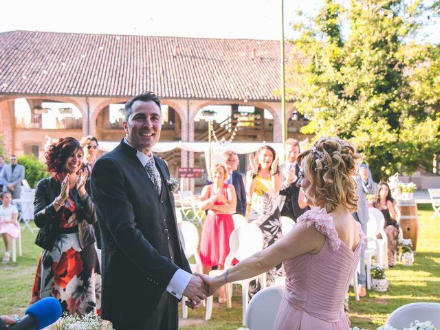 Il matrimonio di Danilo e Genny a Milano, Milano 80