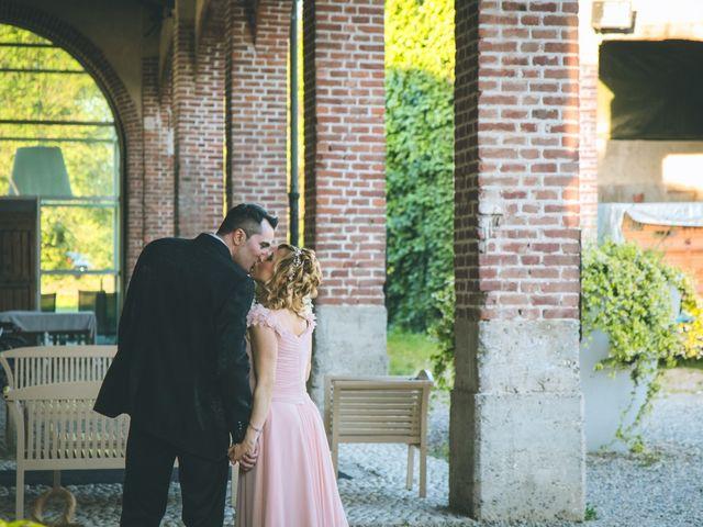 Il matrimonio di Danilo e Genny a Milano, Milano 93
